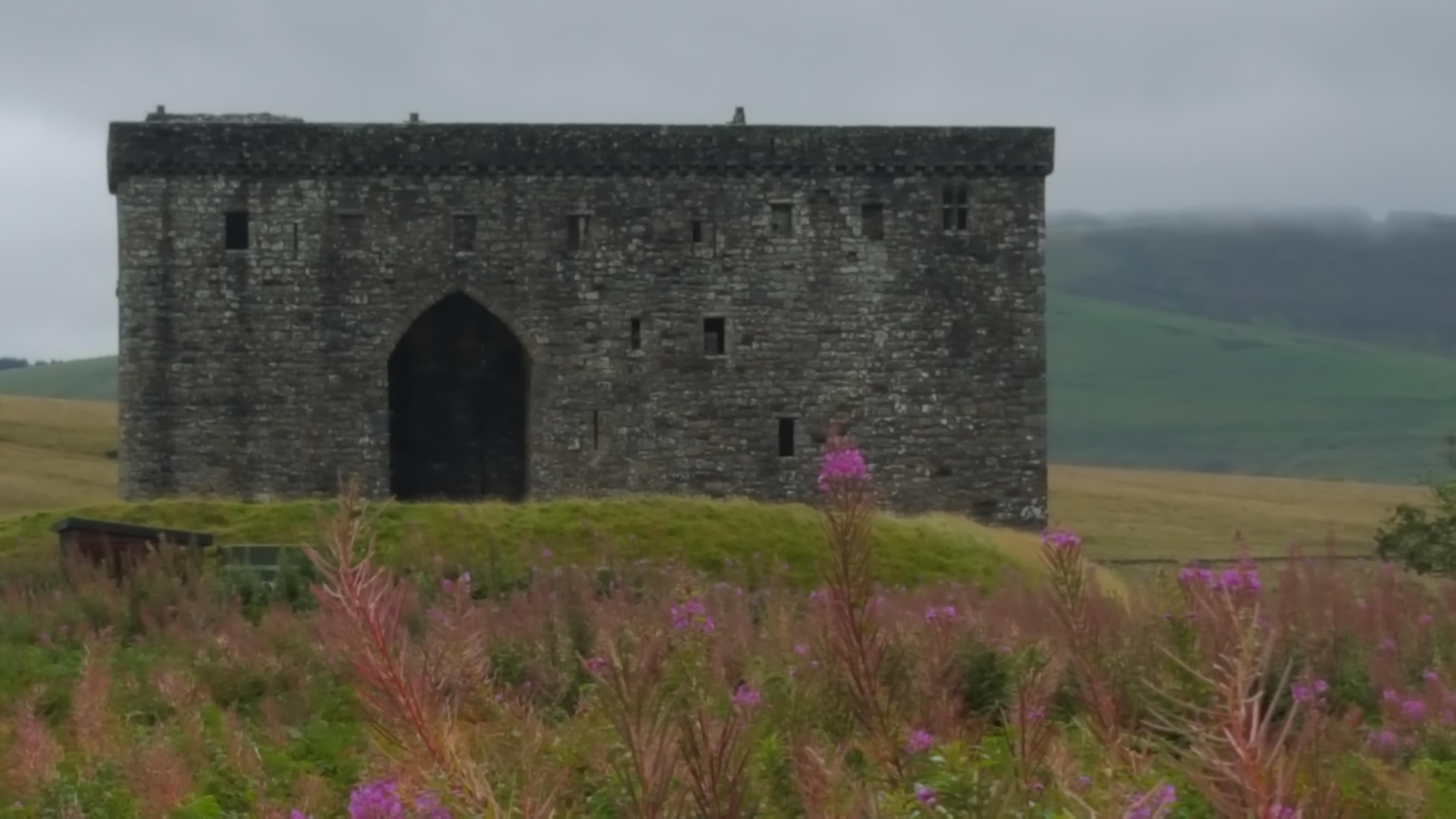 hermitage-castle-view