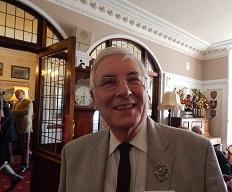 Chairman John Lindsay